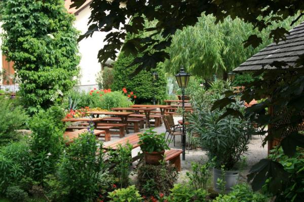 Gastgarten